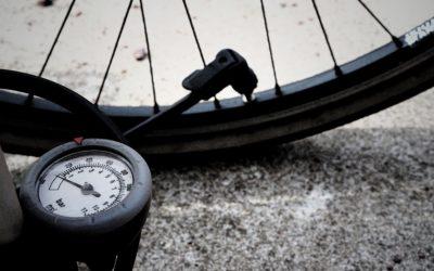 De juiste bandenspanning voor het wielrennen