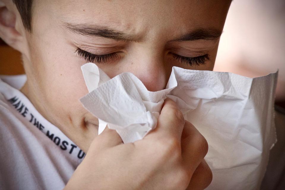 wielrennen als je verkouden bent