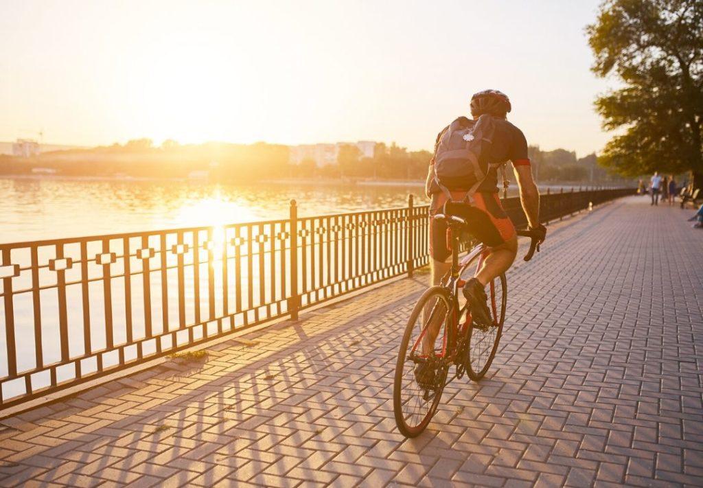 Mag je wielrennen in de tijd van corona?